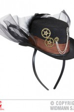 09645 Steampunk Mini Top Hat
