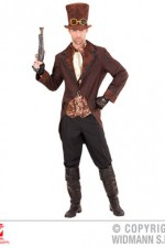 96722 Steampunk Man Brown