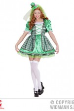 01692 St Patrick's Day Irish Girl