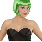 01813 St Patrick's Day Green Wig