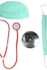 00318 Doctor dress up set