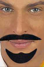 0841U Arab moustache