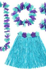 24567 Hawaian dress up set