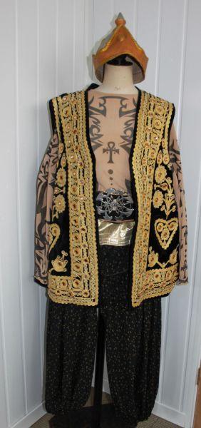 Aladdin Admiral Costumes