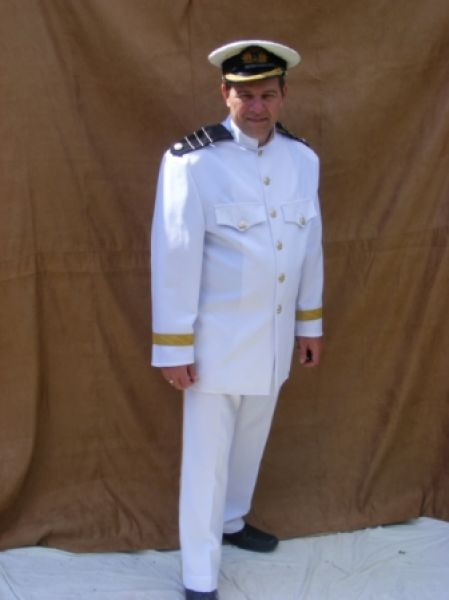 Military Admiral Costumes