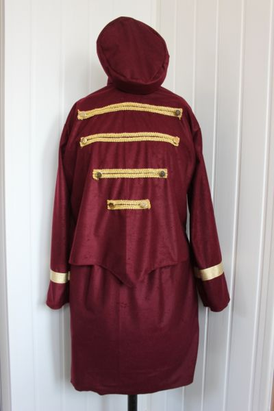Fancy Dress Hire Admiral Costumes