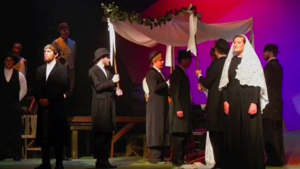Fiddler On The Roof Admiral Costumes