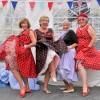ladies 50's costumes