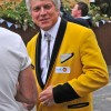 Yellow Teddy Boy Jacket