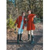 Red coat soldiers