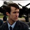 RAF uniform with Lancaster Bomber
