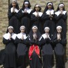 Nuns and Mother Abbess