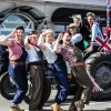 Land Army Girls - Guernsey VE celebrations