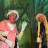 Panto Dame and Goldie