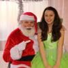 Santa and Fairy