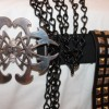 Chain belts